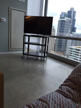 State St. apartment on move out weekend