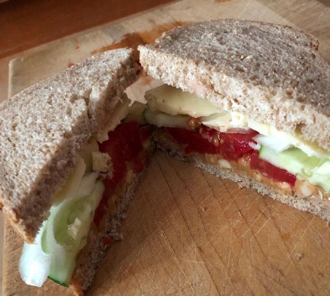 summer sandwich